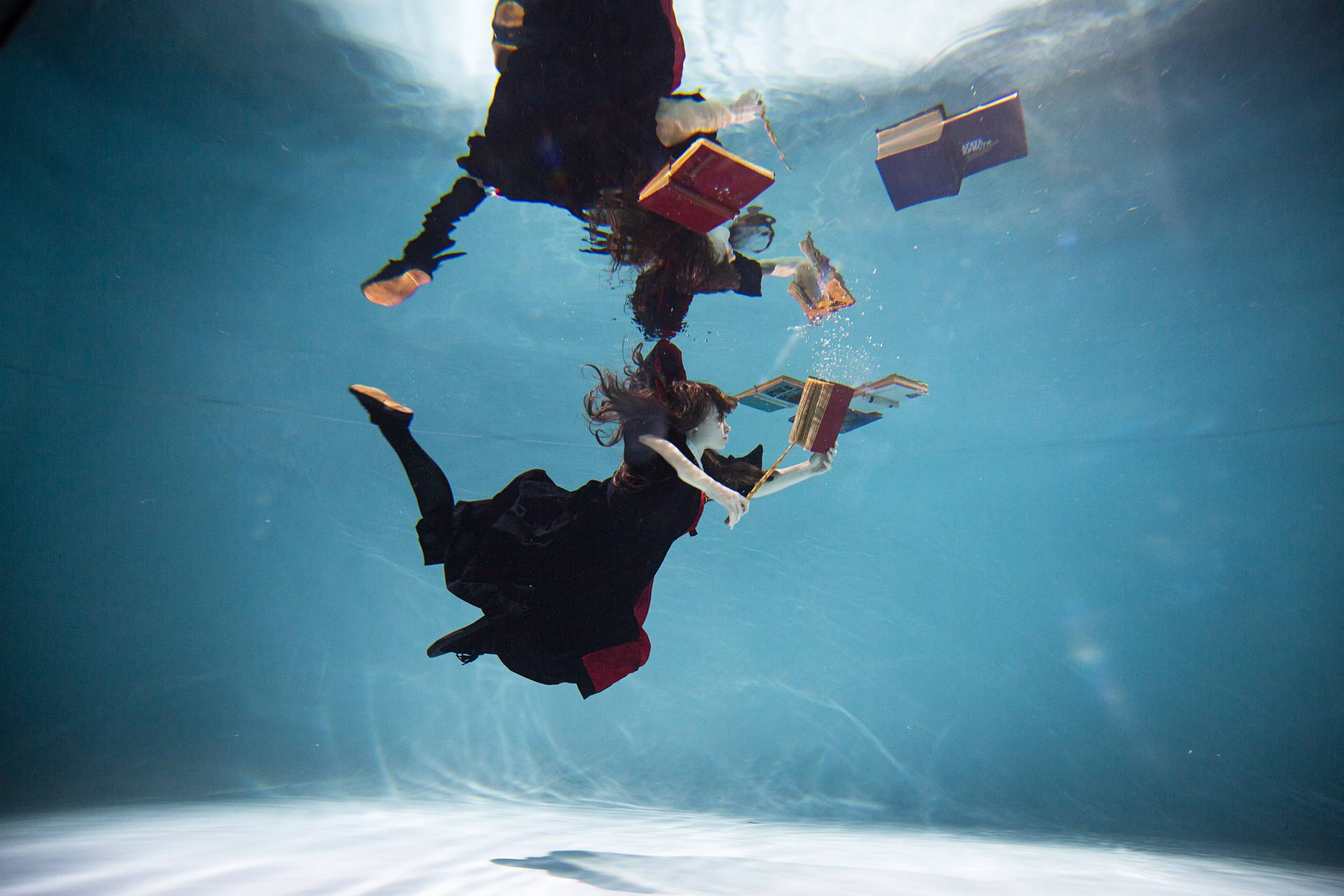 Лучший косплей: Гермиона и магия воды 3