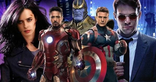 Почему «Защитникам» от Netflix/Marvel не нашлось место в «Войне бесконечности»?