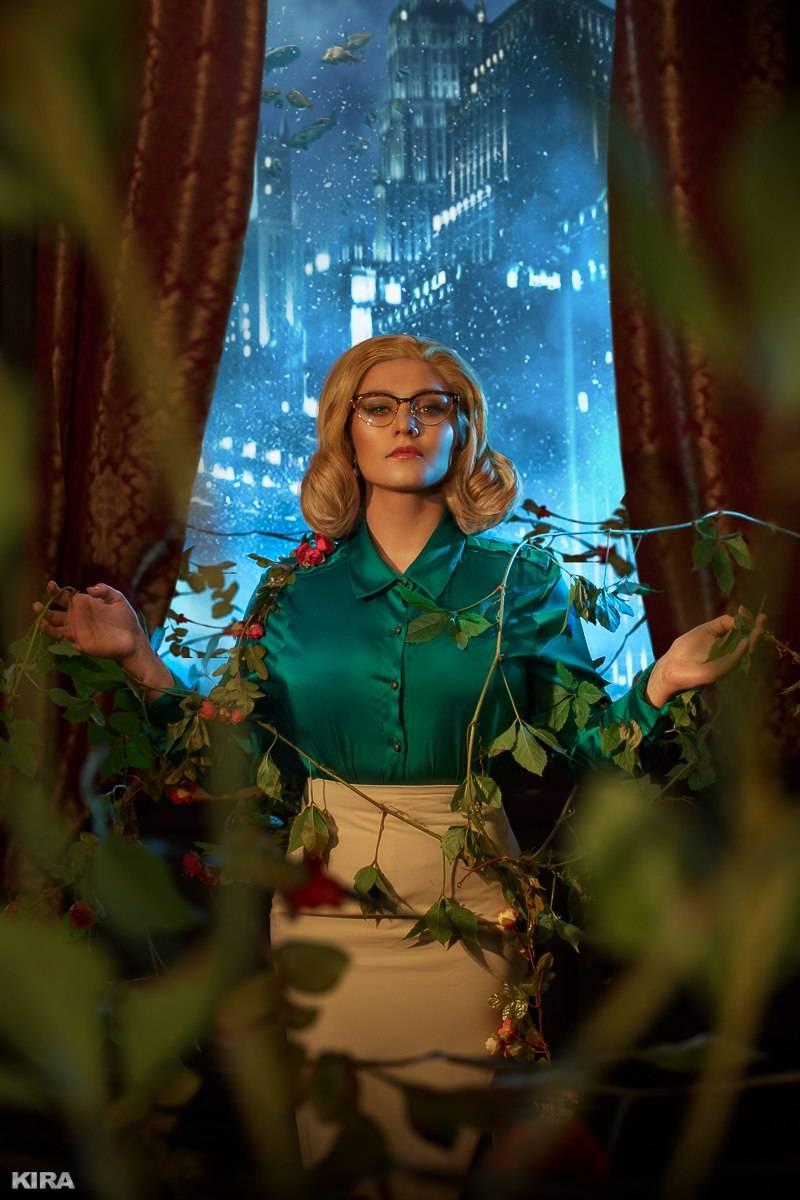Лучший косплей: учёная-ботаник Джулия Лэнгфорд из игры BioShock 8