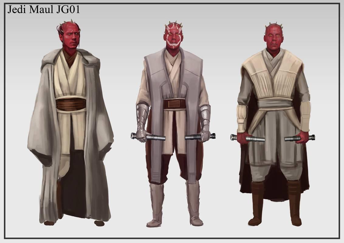 Арт: вот как выглядели бы Люк и Лея на Тёмной стороне и Дарт Вейдер — на Светлой 13