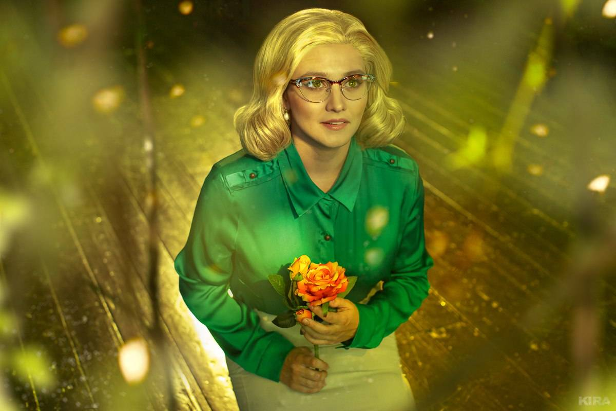Лучший косплей: учёная-ботаник Джулия Лэнгфорд из игры BioShock 20