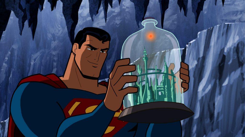 Криптон: родина Супермена 3
