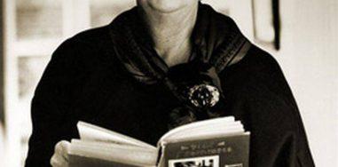 Мадлен Л'Энгл, автор «Излома времени» 1