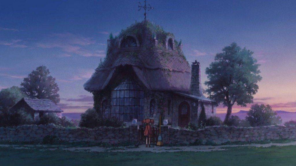«Мэри и ведьмин цветок»: аниме почти как у Миядзаки. Почти...