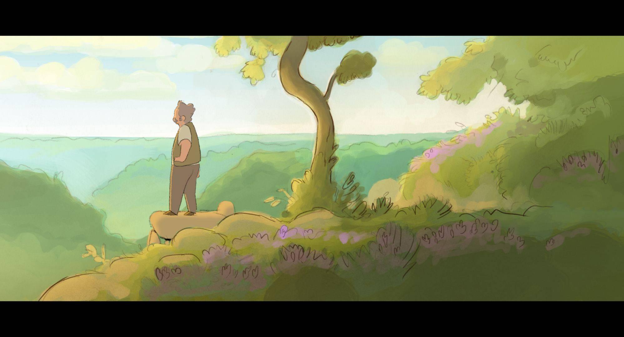Короткометражка: «Горсть лисичек». Душевная зарисовка для всей семьи