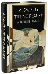 Мадлен Л'Энгл, автор «Излома времени» 4
