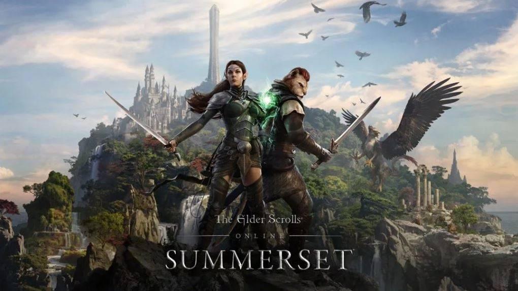 Bethesda представила новое дополнение для The Elder Scrolls Online — Summerset