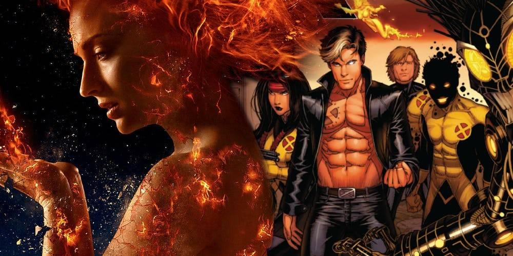 Не в этом году: Fox перенесла «Новых мутантов» и «Тёмного Феникса» на 2019 год