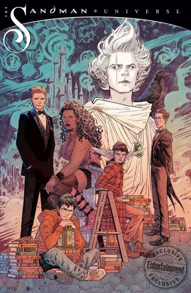 Нил Гейман анонсировал новые комиксы во вселенной «Sandman. Песочный человек» 3