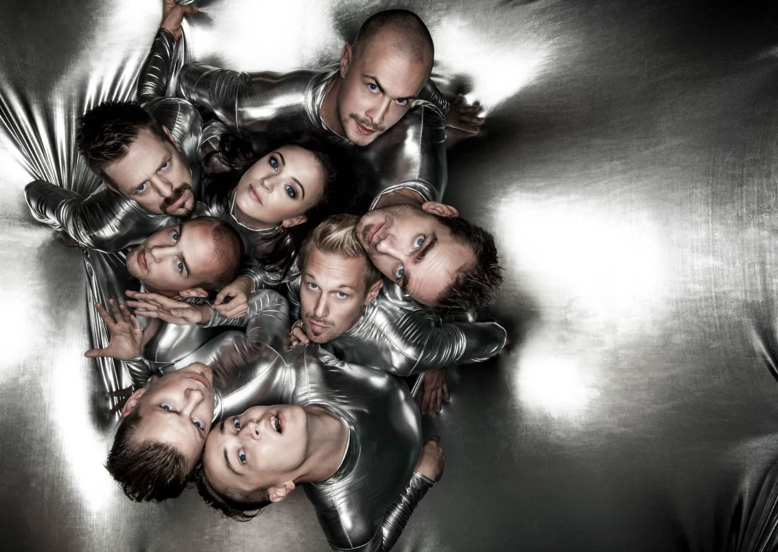 Джаз-метал группа Diablo Swing Orchestra вновь даёт концерты в России