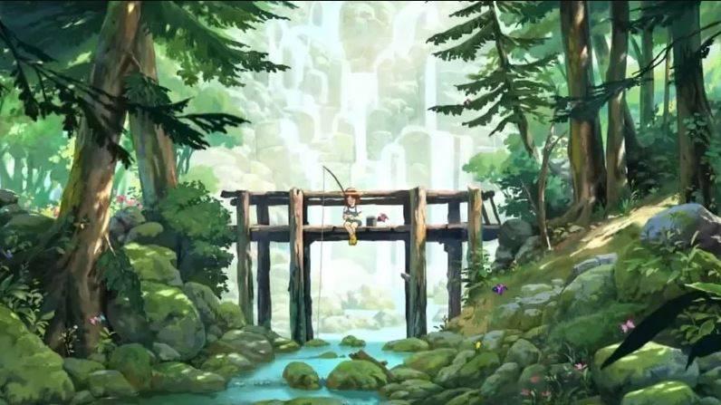 Туристический портал Орегона опубликовал рекламный ролик в стиле работ Миядзаки