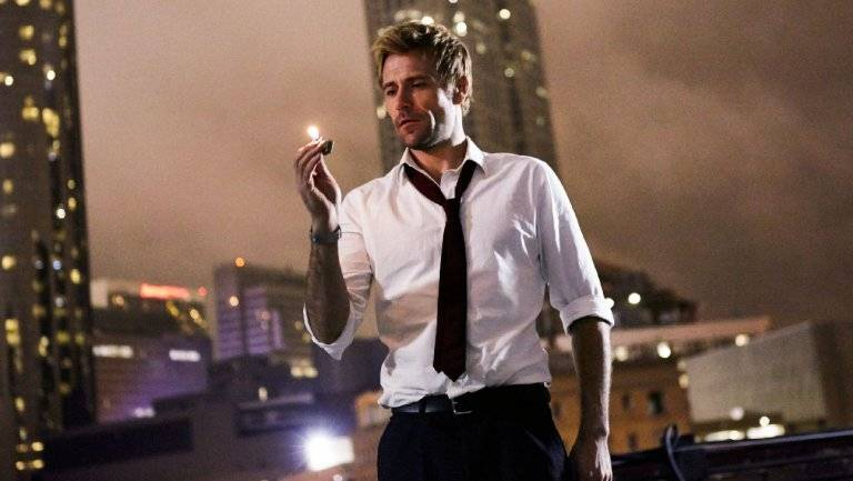 Константин станет постоянным героем команды «Легенды завтрашнего дня» на CW