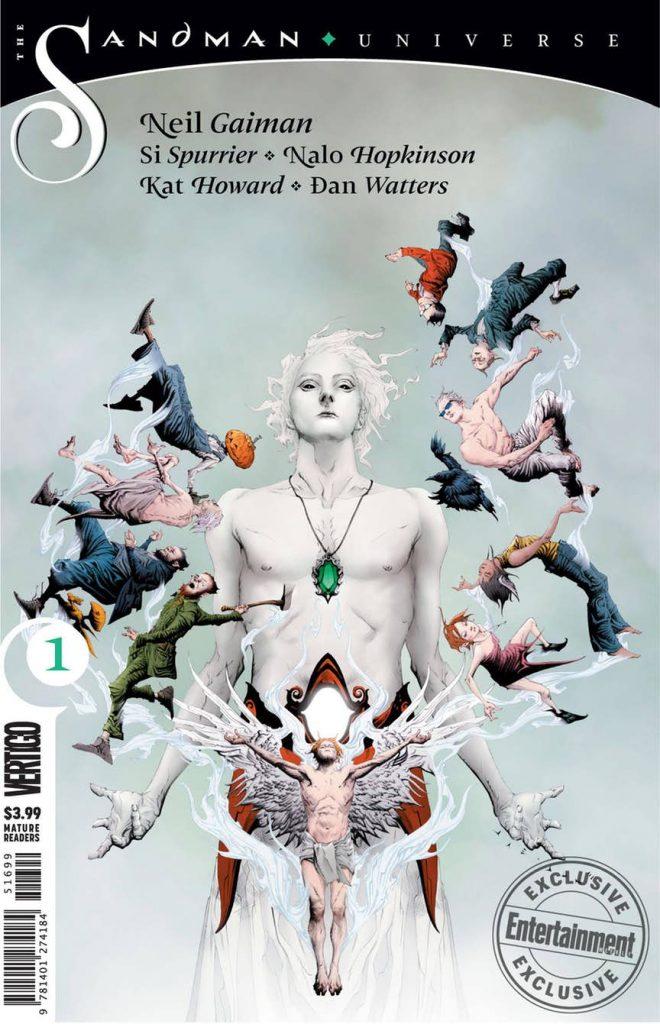 Нил Гейман анонсировал новые комиксы во вселенной «Sandman. Песочный человек» 4