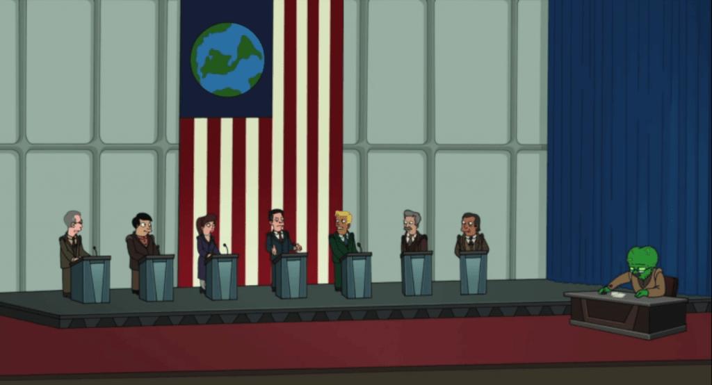 Фантастические выборы 1