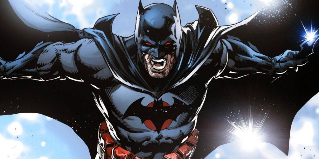 «Флэшпойнт»: один из главных комиксов DC 2