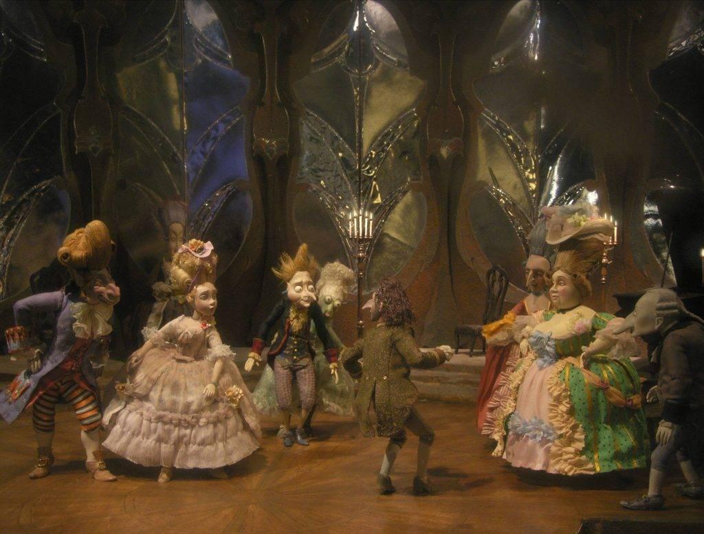 «Гофманиада»: о мире детских страхов и фантазий 5