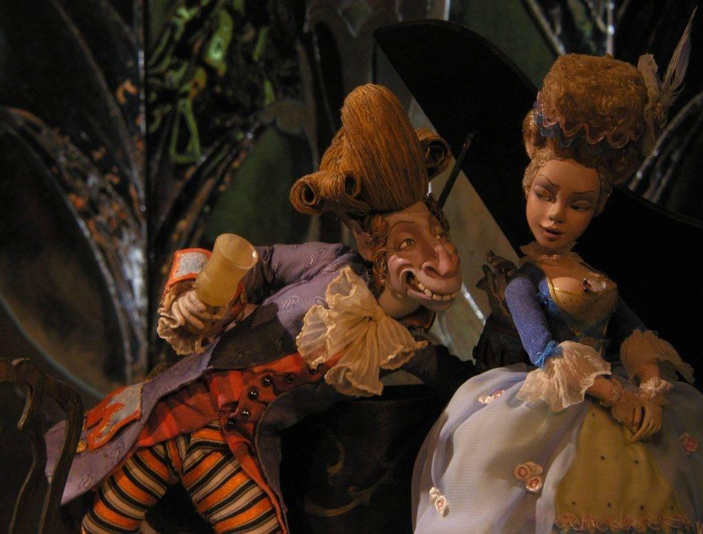 «Гофманиада»: о мире детских страхов и фантазий 6