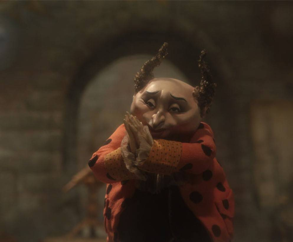 «Гофманиада»: о мире детских страхов и фантазий 8