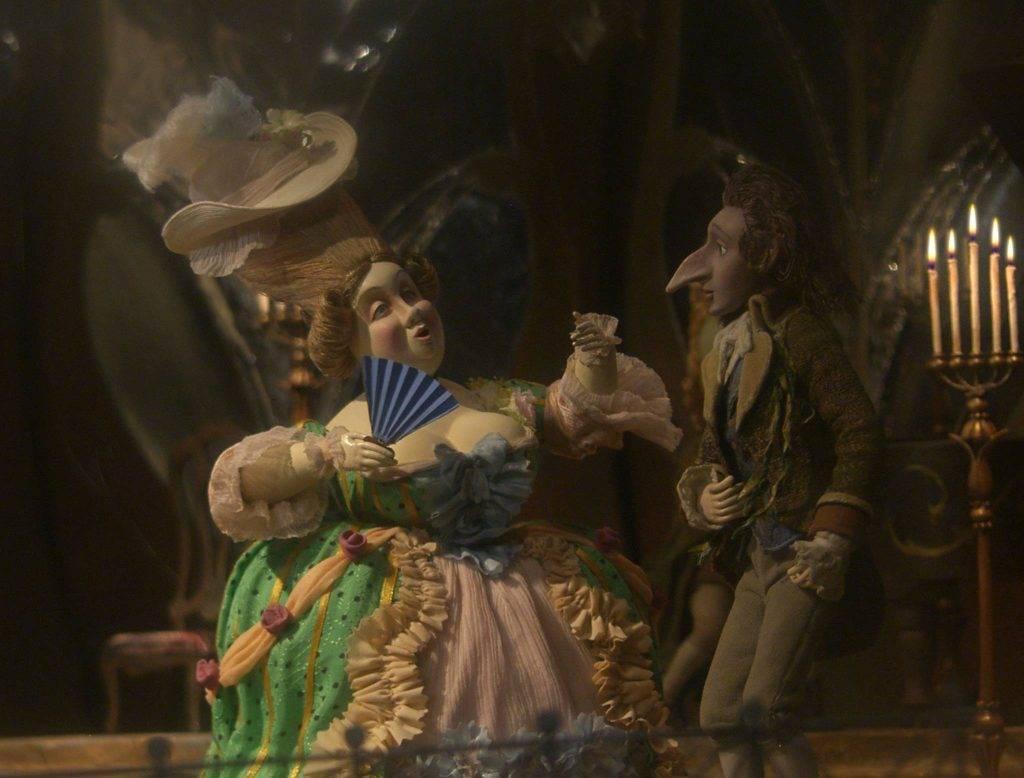 «Гофманиада»: о мире детских страхов и фантазий 9