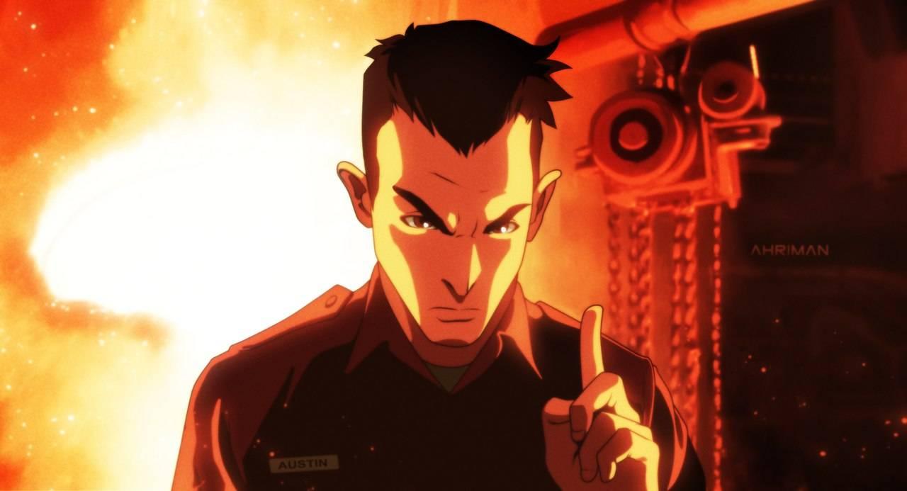 Арт: советские и другие фильмы в аниме-стиле 16