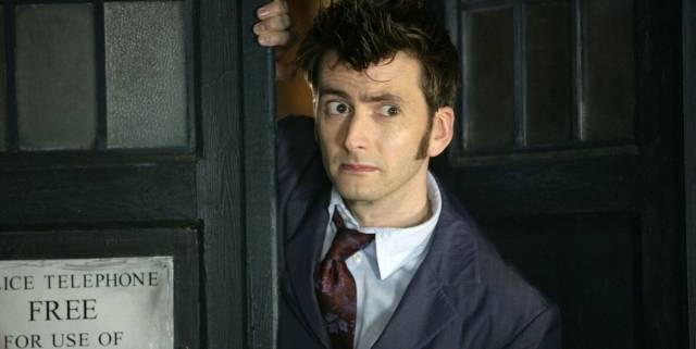 Дэвид Теннант хотел бы снова сыграть Доктора Кто. Но только в новом юбилейном эпизоде