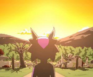 Короткометражка: Black Crystal — пилот мультсериала в стиле пиксель-арт