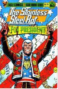 Стальную крысу в президенты