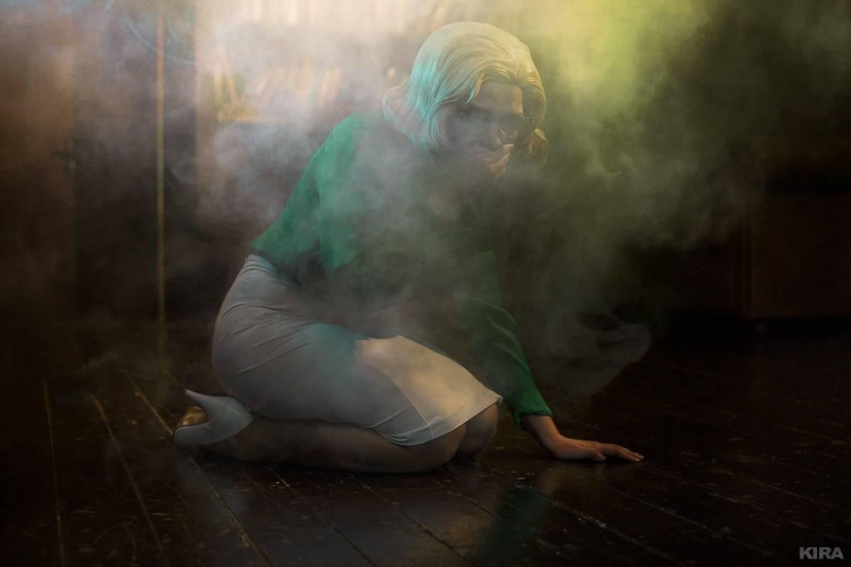 Лучший косплей: учёная-ботаник Джулия Лэнгфорд из игры BioShock 12