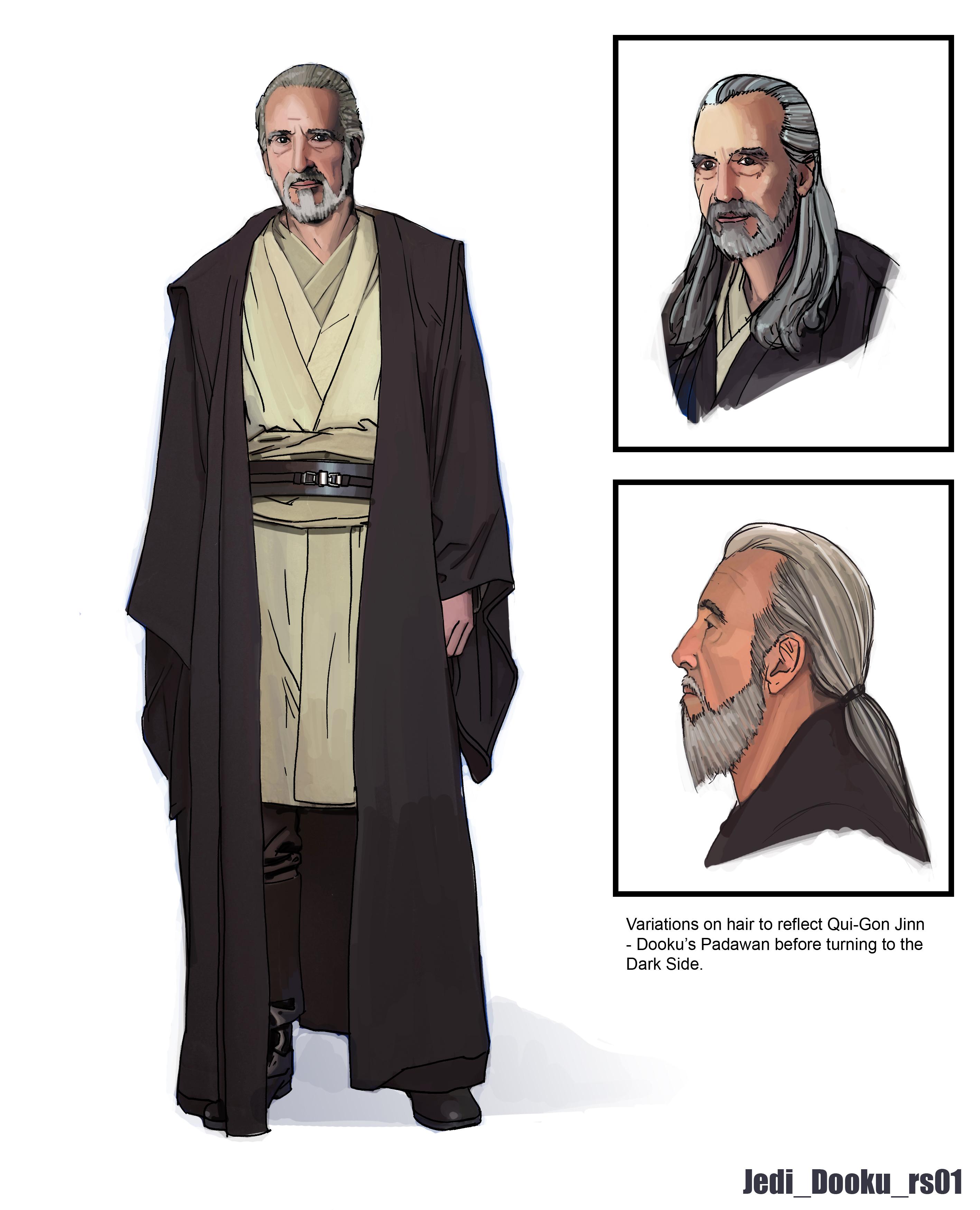 Арт: вот как выглядели бы Люк и Лея на Тёмной стороне и Дарт Вейдер — на Светлой 9