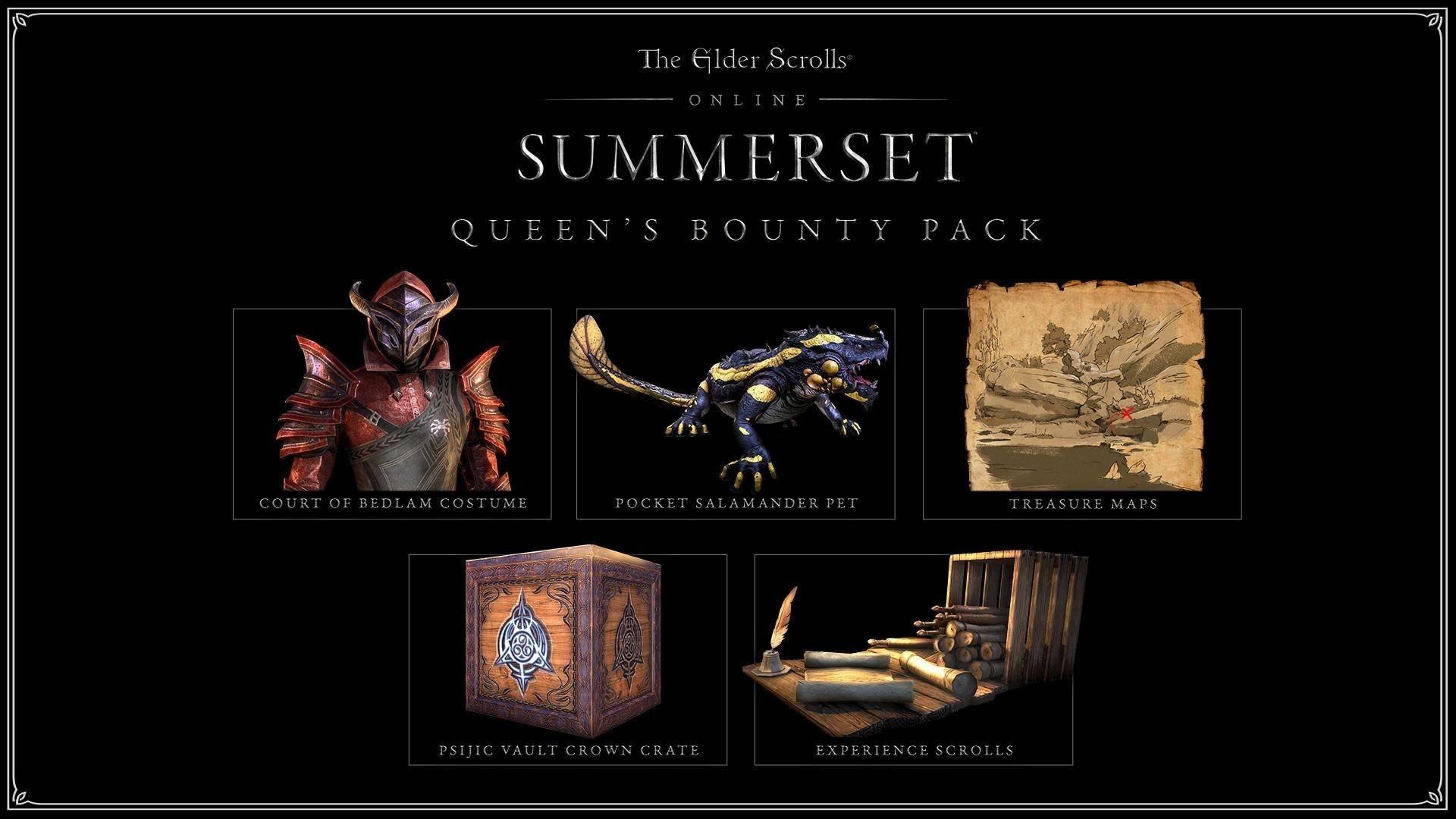 Bethesda представила новое дополнение для The Elder Scrolls Online — Summerset 1