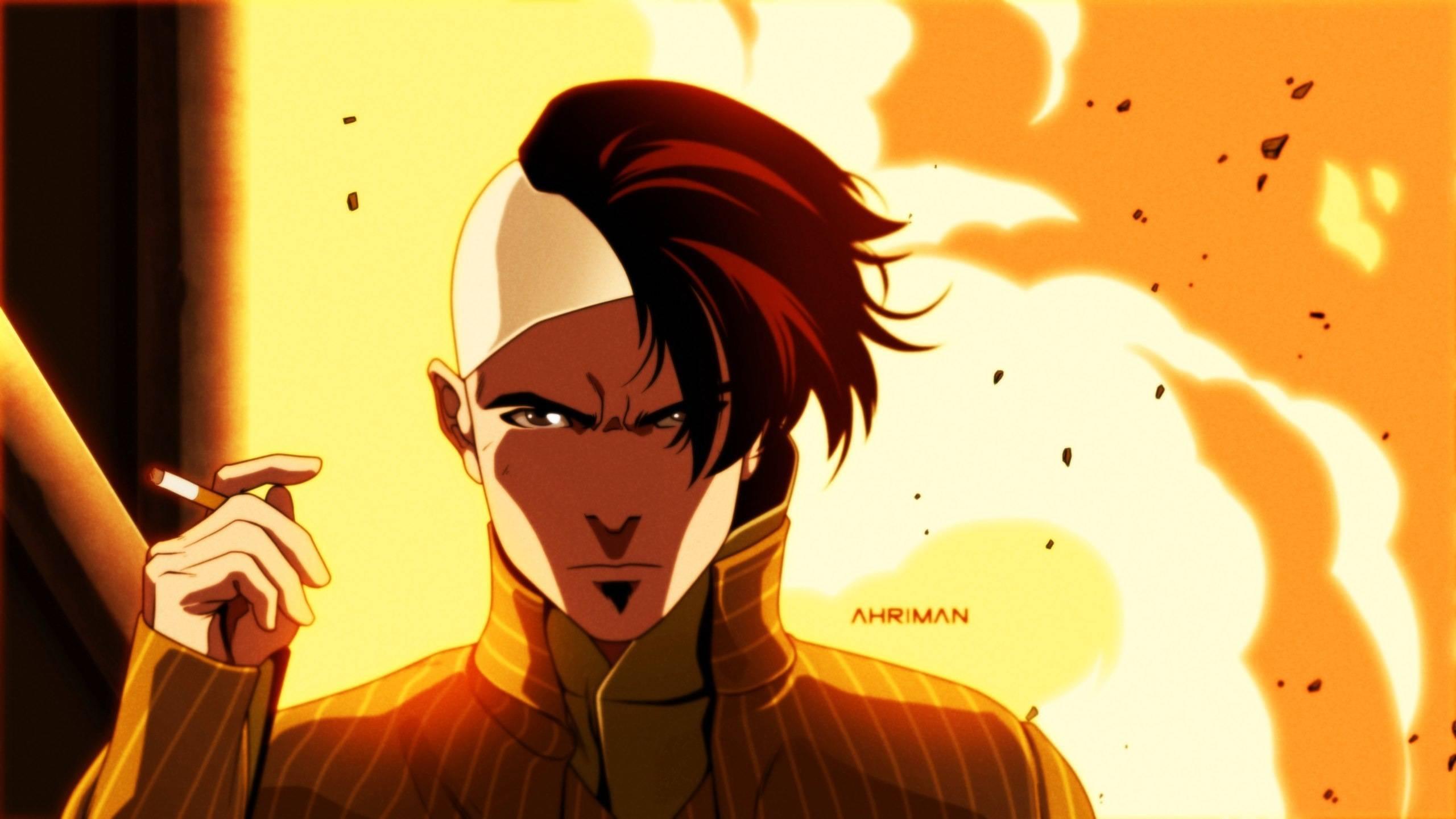 Арт: советские и другие фильмы в аниме-стиле 8