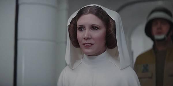 Lucasfilm уже оцифровали всех ключевых актёров «Звёздных войн». На всякий случай