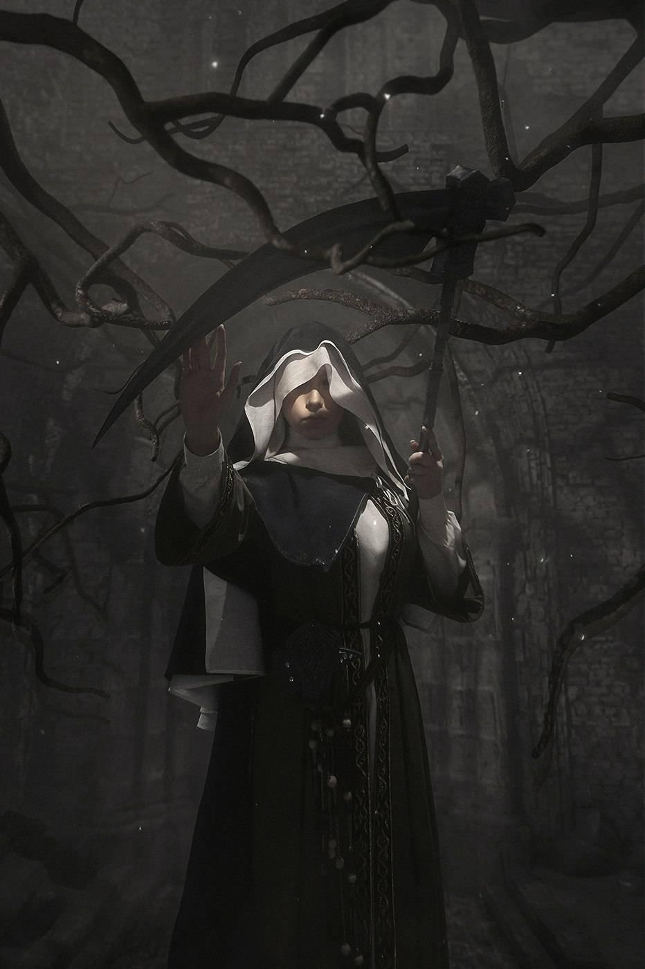 Лучший косплей: Darkest Dungeon и Dark Souls 4