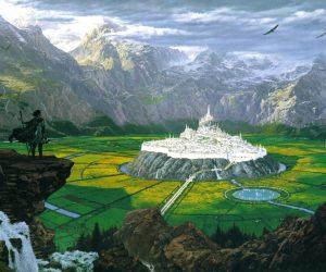 Кристофер Толкин выпустит «Падение Гондолина» — ещё одну книгу по Средиземью