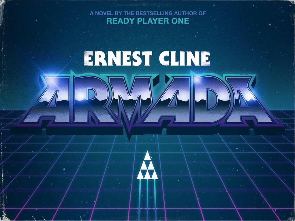 Эрнест Клайн работает над сценарием экранизации «Армады» — своего второго романа