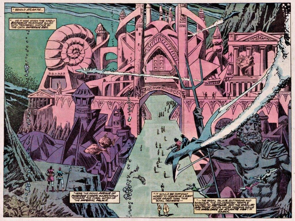 Путеводитель по несуществующим странам Marvel: Ваканда, Латверия, далее везде 1