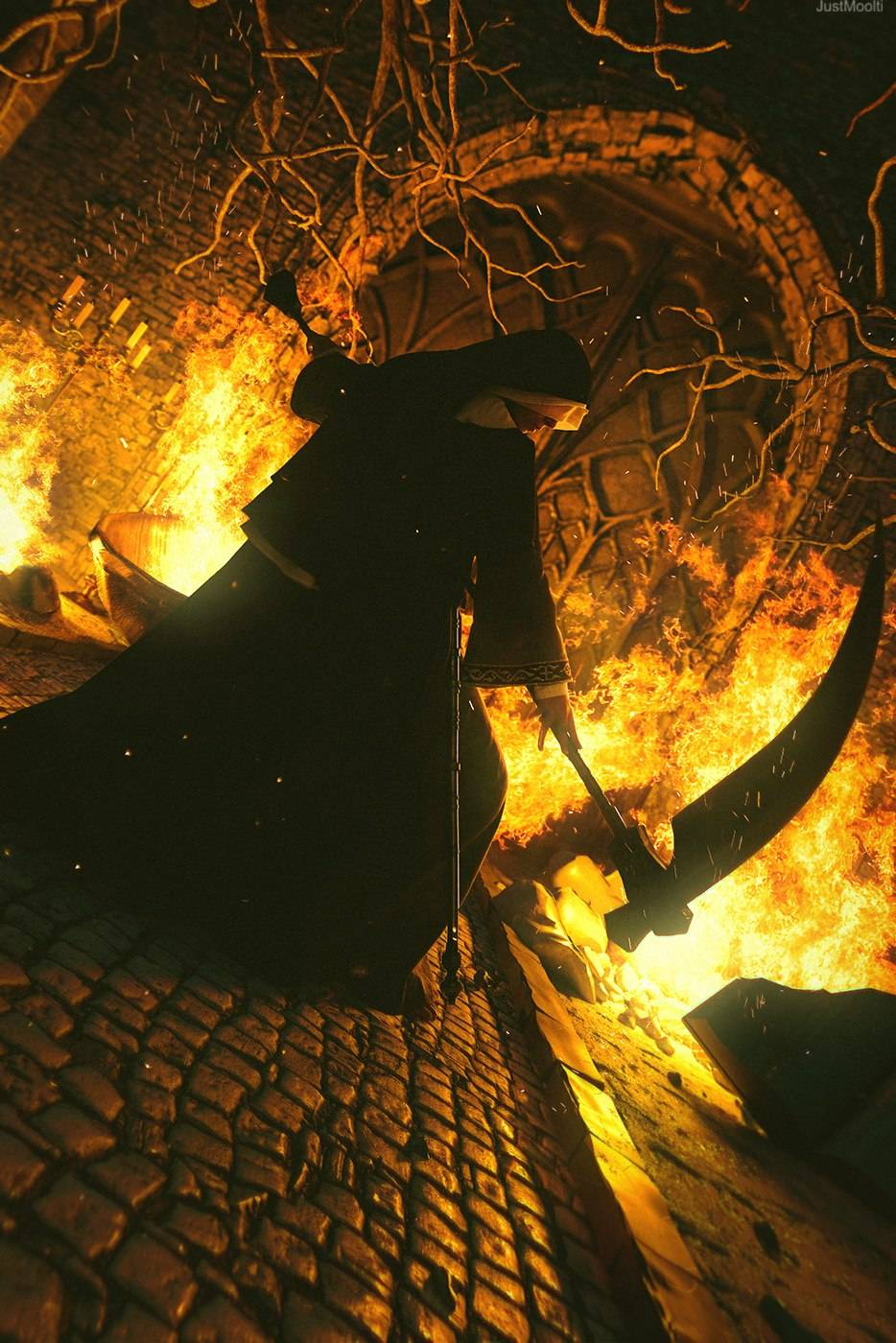 Лучший косплей: Darkest Dungeon и Dark Souls 7