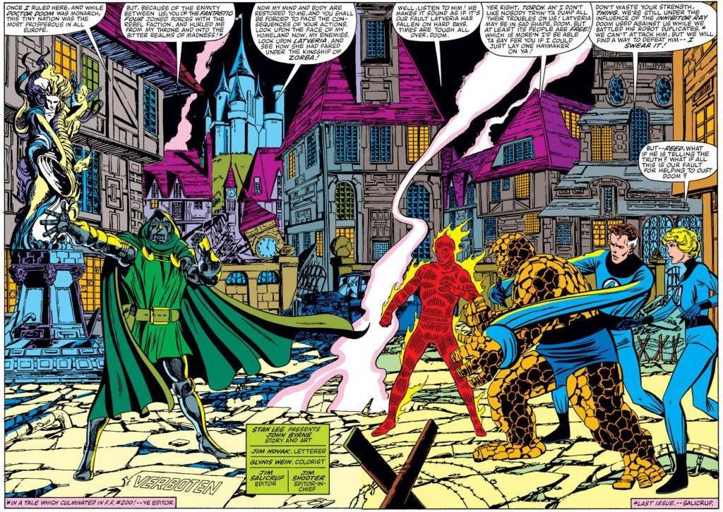 Путеводитель по несуществующим странам Marvel: Ваканда, Латверия, далее везде 3