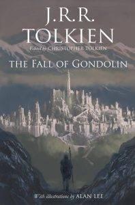 Кристофер Толкин выпустит «Падение Гондолина» — ещё одну книгу по Средиземью 1