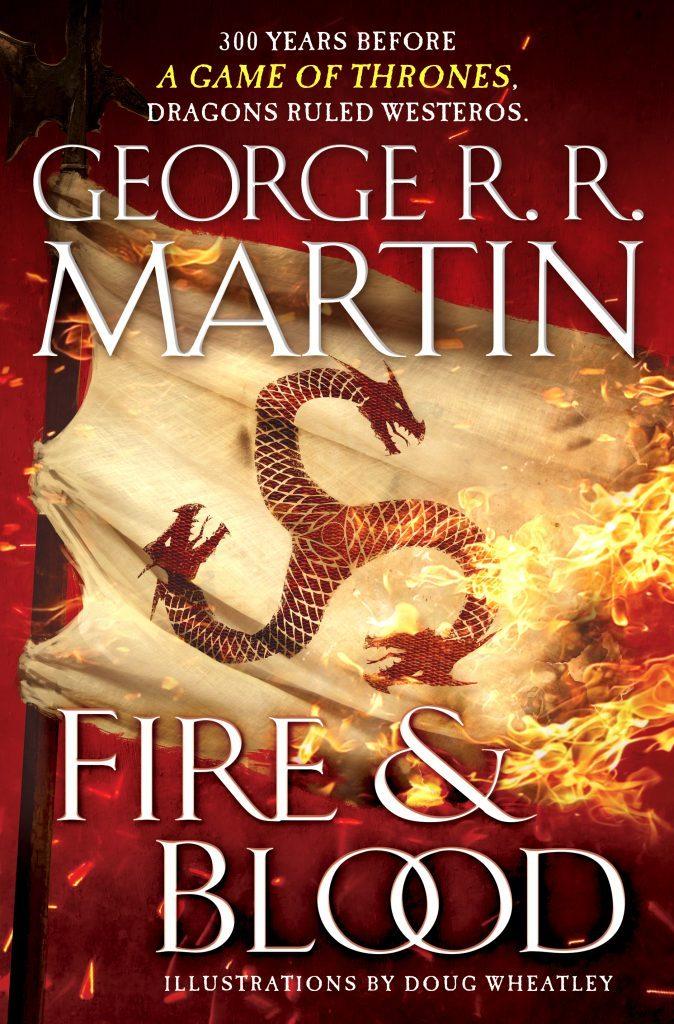 Джордж Мартин выпустит новую книгу 20 ноября. Нет, это не «Ветра Зимы» 1