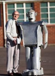 Прошлое, настоящее и будущее роботов 28