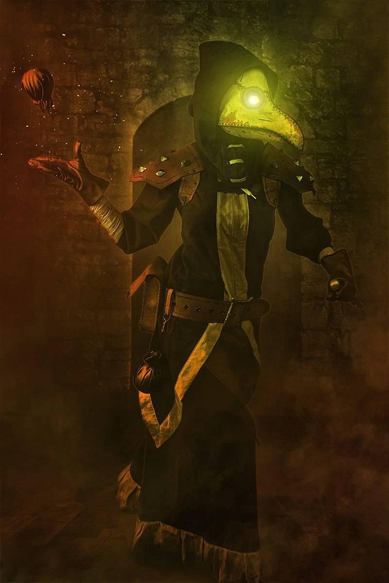 Лучший косплей: Darkest Dungeon и Dark Souls 12