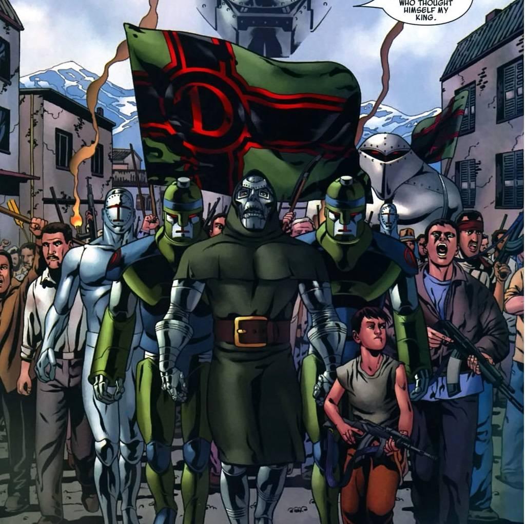 Путеводитель по несуществующим странам Marvel: Ваканда, Латверия, далее везде 6