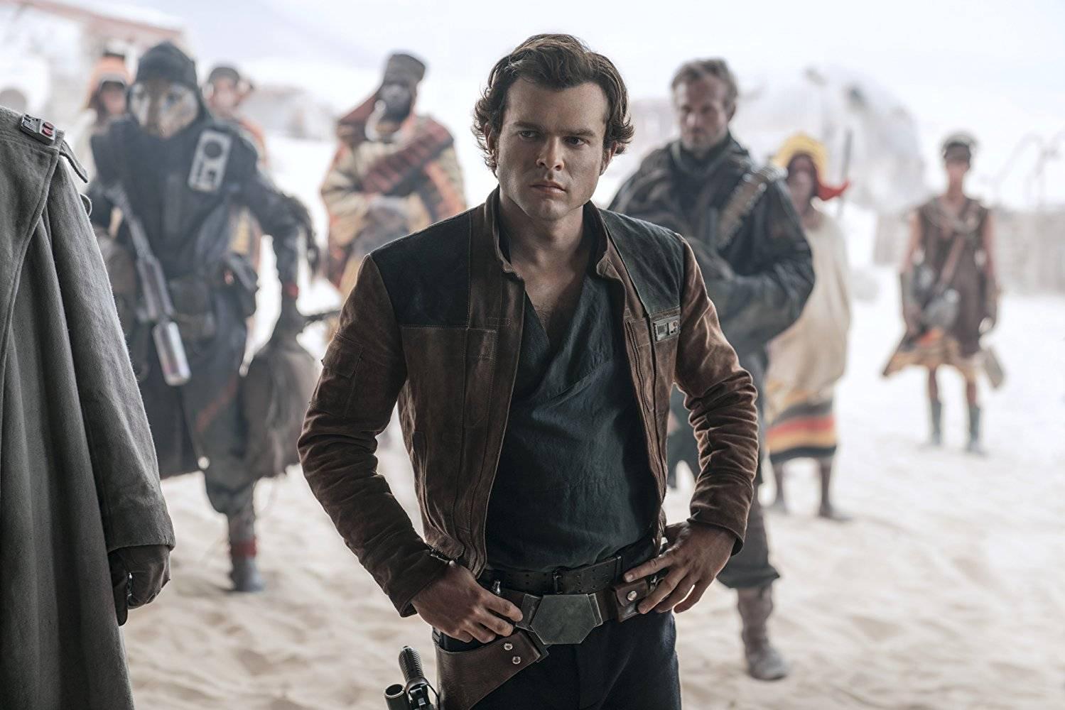 Вышел новый трейлер «Хан Соло. Звёздные войны: Истории». И он отличный!