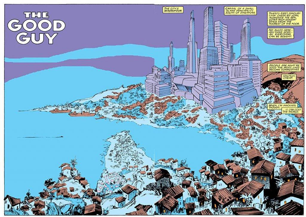 Путеводитель по несуществующим странам Marvel: Ваканда, Латверия, далее везде 7