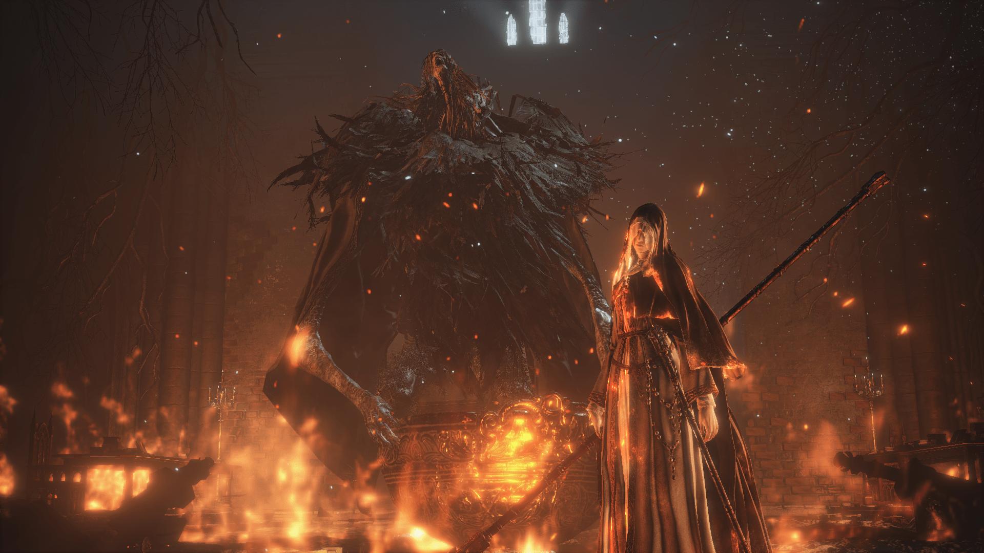 Лучший косплей: Darkest Dungeon и Dark Souls 1