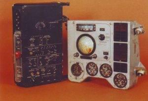 Пульт управления и приборная доска корабля «Восток»