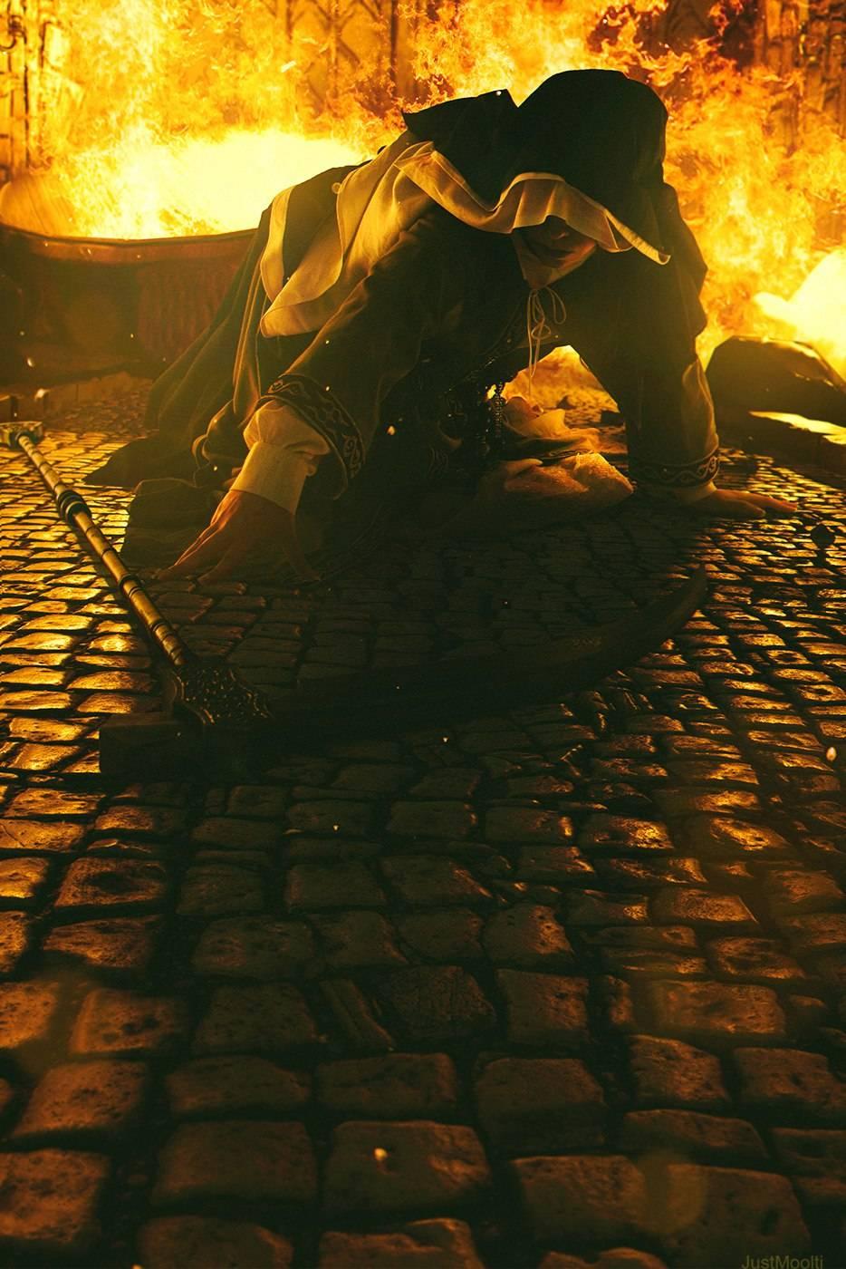 Лучший косплей: Darkest Dungeon и Dark Souls 6