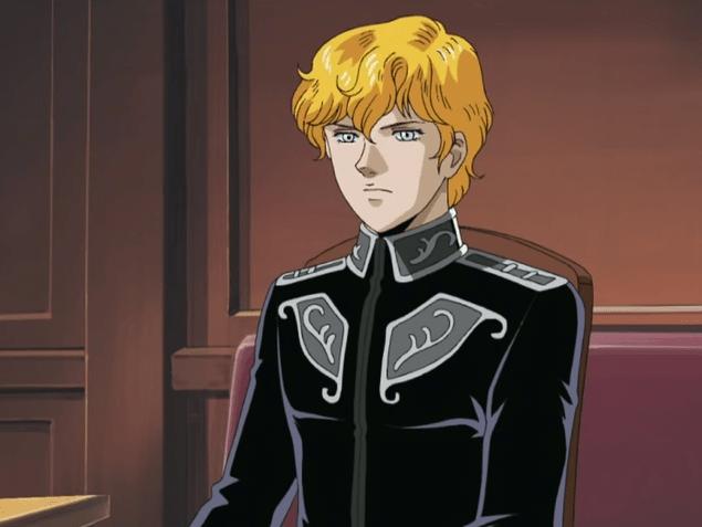 «Легенда о героях галактики»: грандиозный космический аниме-эпос 7