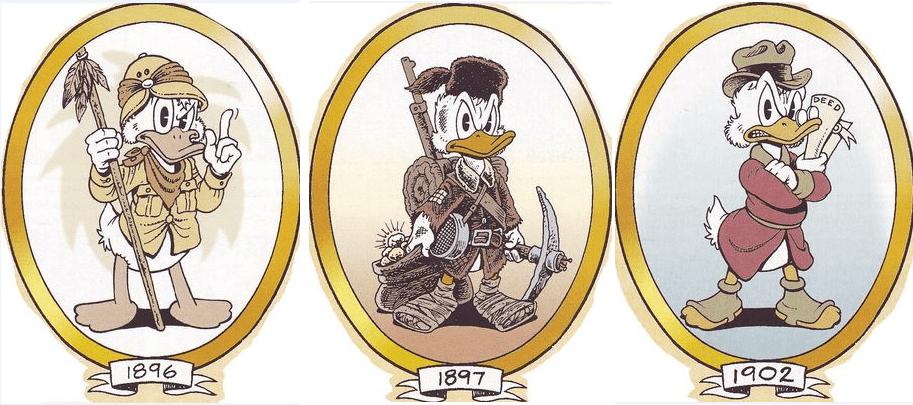Как появились «Утиные истории»: комиксы 16
